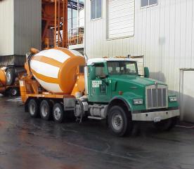 PCC Truck Mixer